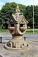 Bebington Village roundabout 2108-2.jpg