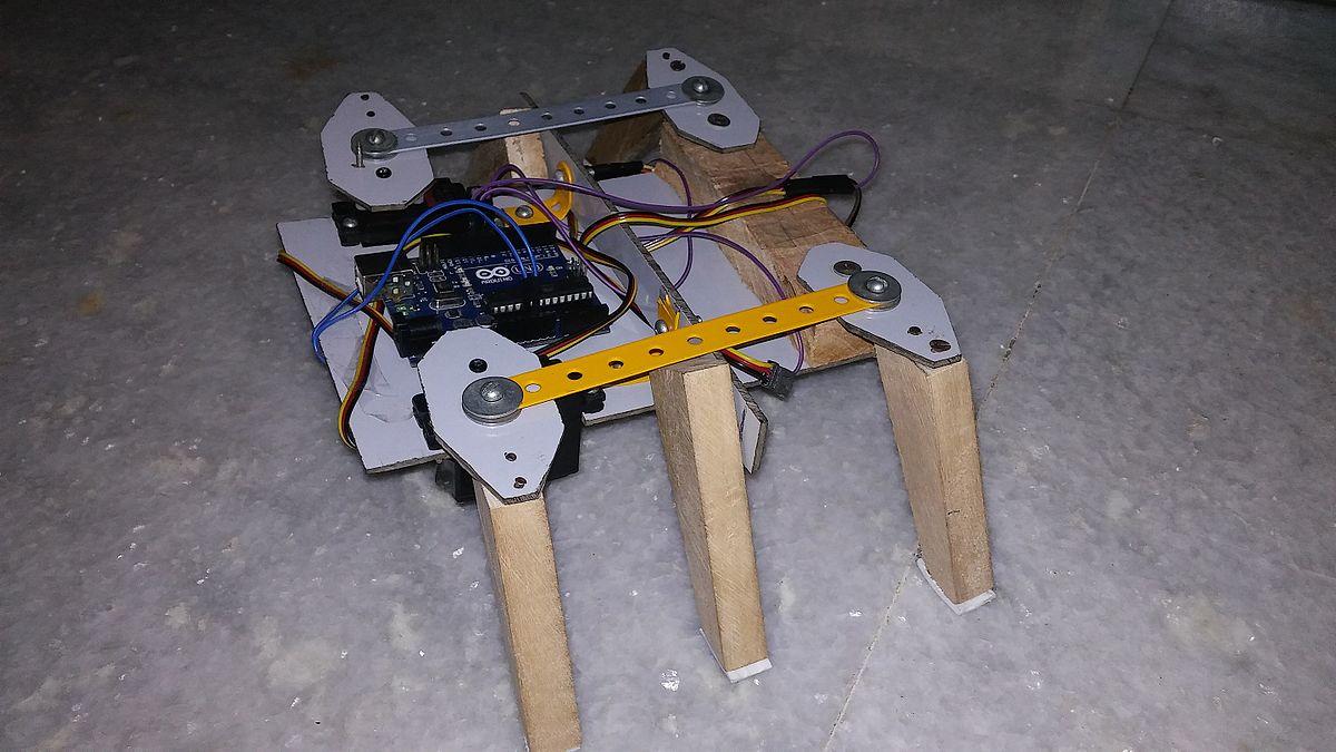 Hexapod Robotics Wikipedia
