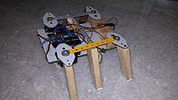Hexapod (robotics)