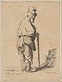 Beggar Leaning on a Stick (reverse copy) MET DP818339.jpg