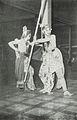Beksan lawung dance in Yogyakarta, Kota Jogjakarta 200 Tahun, plate after page 136.jpg