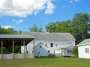 Great Bend Township, Susquehanna County, Pennsylvania - Bel Park Farm