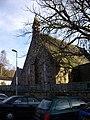 Belfry of St Ternan's Banchory - geograph.org.uk - 1126152.jpg