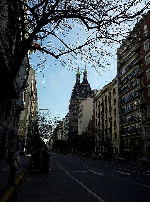 Belgrano Avenue Buenos Aires Hostels