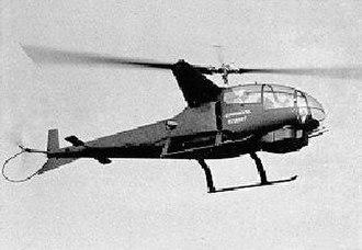 Bell AH-1 Cobra - Bell Model 207 Sioux Scout