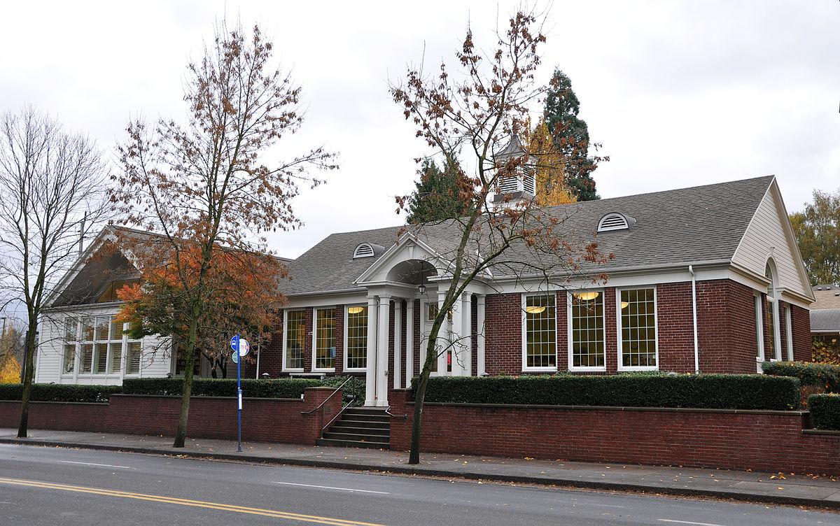 Belmont Library Wikipedia