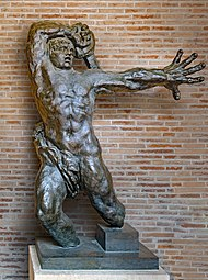 Bemberg Fondation Toulouse - The Great Warrior of Montauban by Antoine Bourdelle.jpg