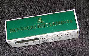 Bendicks - A box of Bittermints