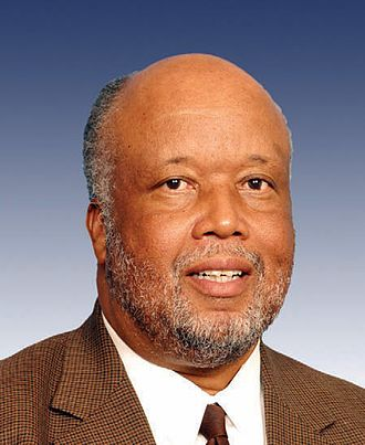 Bennie Thompson - Earlier photo of Congressman Bennie Thompson