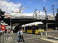 Berlin Tramway Friedrichstrasse.JPG