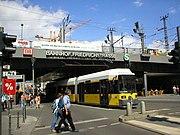 Berlin Tramway Friedrichstrasse
