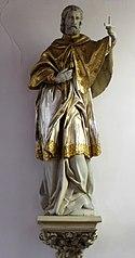 saint Jean Népomucène, saint Charles Borromée ?