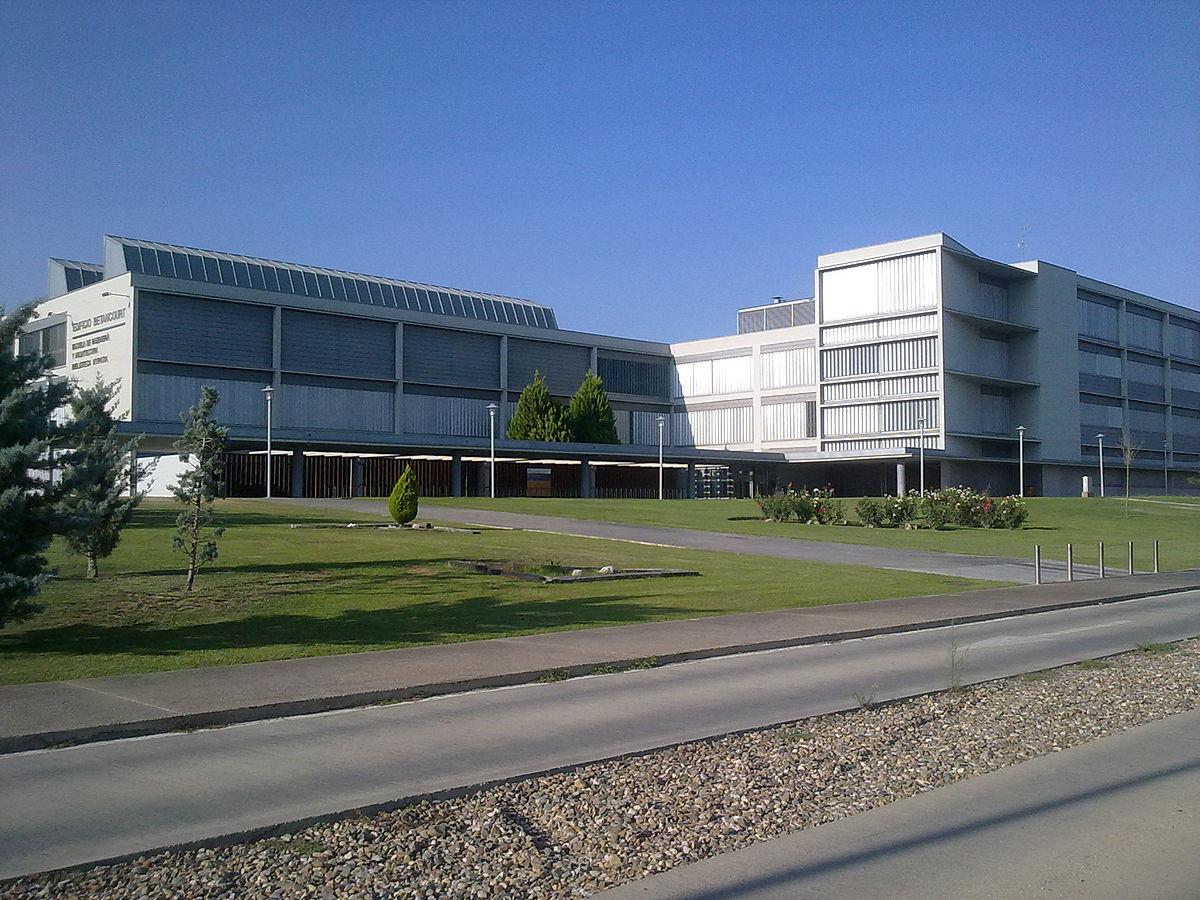 Escuela de ingenier a y arquitectura universidad de for Estudios arquitectura zaragoza