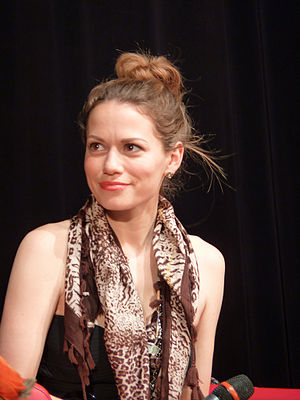 Bethany Joy Lenz - Lenz in France at the 2012 OTH Convention