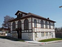 Bethel AME Church - Davenport, Iowa.JPG