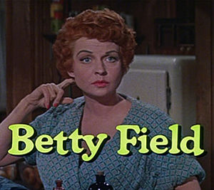 Betty Field - Actress Betty Field from the trailer of the film Bus Stop (1956)