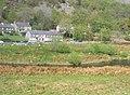 Betws Garmon ac Afon Gwyrfai o Reilffordd Eryri - geograph.org.uk - 343633.jpg