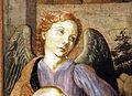 Biagio d'antonio tucci, madonna col bambino e un angelo, 1475 ca. 05.JPG