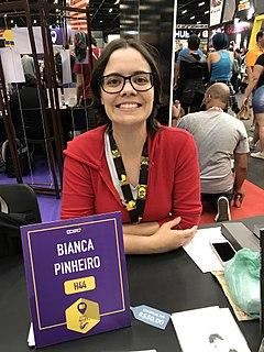 Bianca Pinheiro Brazilian comics artist