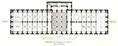 Plano de planta baja (vestíbulo)