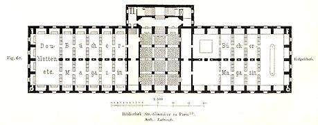 Biblioteca De Santa Genoveva Wikipedia La Enciclopedia