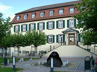 Bickenbach, Hesse - Town hall