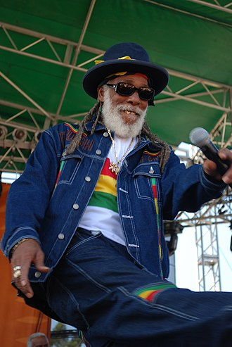 Big Youth - Big Youth performing in 2010