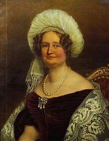 Prinzessin Augusta von Sachsen (Quelle: Wikimedia)