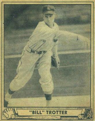 Bill Trotter - Trotter in 1941