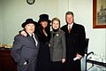 Bill and Hillary Rodham Clinton with Van Morrison in Belfast.jpg