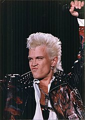billy idol wikipedia the free encyclopedia