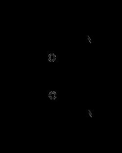 Struktur von Biperiden