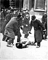 Black Friday, attacked suffragette on the ground (2).jpg