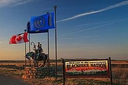 Blackfeet Indian sign (15987533967).jpg