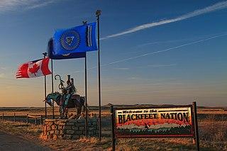 Blackfeet Nation Native American reservation in Montana