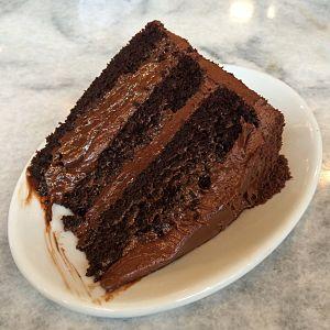 Blackout cake - Image: Blackout cake