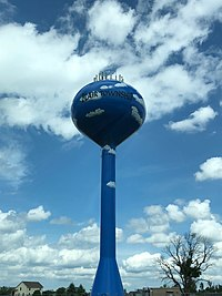 Blair Township Water Tower
