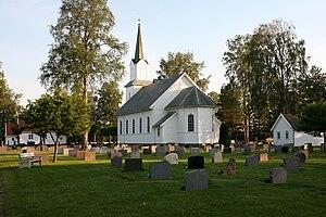 Blaker - Blaker church