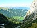 Blick auf Bad Bergfall von Lapedurscharte.jpg