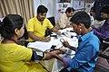 Blood Pressure Check - Health Check-up Camp - NCSM - Salt Lake City - Kolkata 2017-06-21 2952.JPG