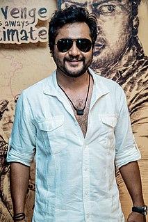Bobby Simha Indian actor