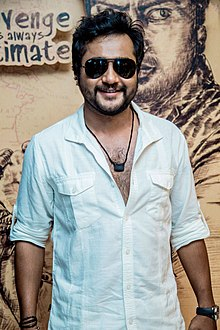 Bobby Simha at Urumeen Audio Launch .jpg