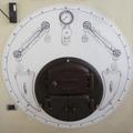 Bocca da generatore di vapore - Musei del cibo - Parmigiano - 088b.tif