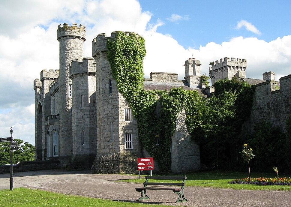 Bodelwyddan castle view2 arp