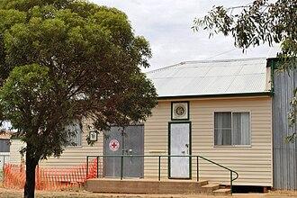 Bogan Gate - Image: Bogan Gate CWA Rooms