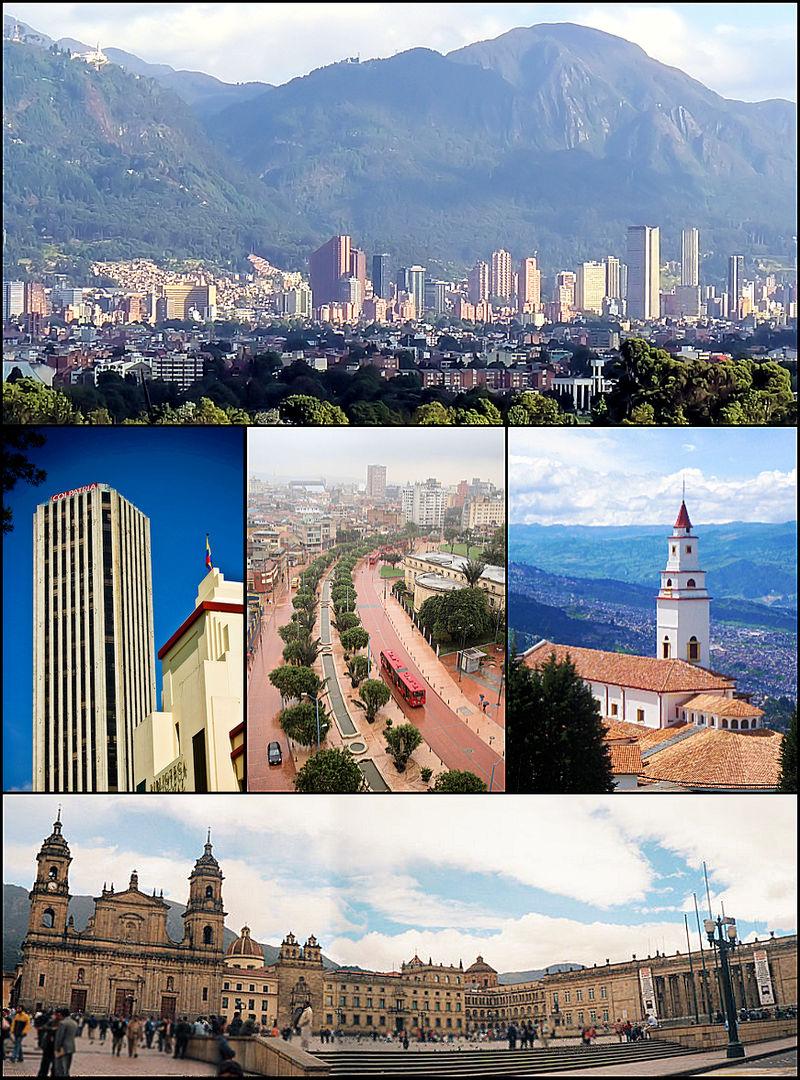 Imagens de Bogotá