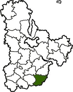 Bohuslav Raion Former subdivision of Kyiv Oblast, Ukraine