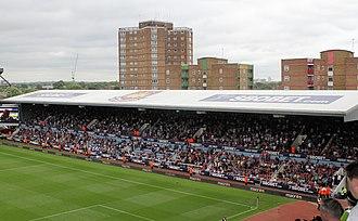 Boleyn Ground - The East Stand