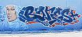 Bondi, 3- Graffiti - Bondi Beach, 2011.jpg