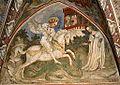 Bonifacio e Benedetto Bembo. Storie sacre, San Giorgio, XV d.C. Cappella di Corte, Rocca di Monticelli d'Ongina.jpg